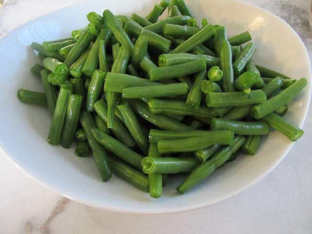 green beans with garlic chips and olive oil del monte garlic green ...
