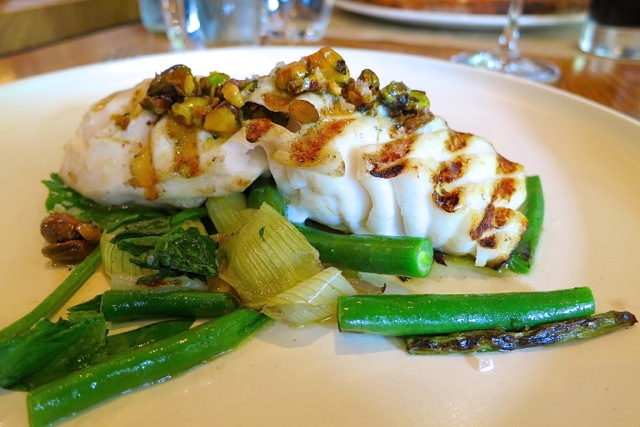 Cotogna Halibut