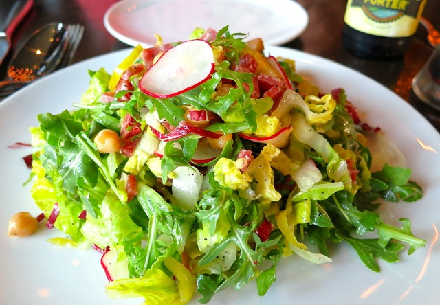 Redd Wood chopped salad
