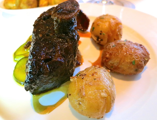 Bottega Braised and Smoked Short Rib