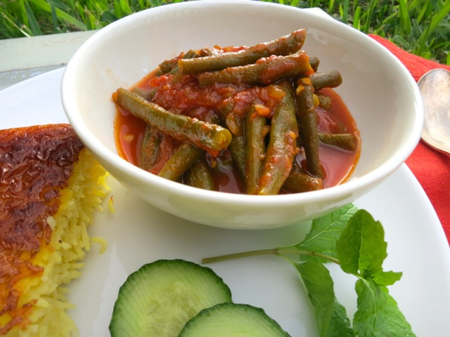 Green Bean Stew