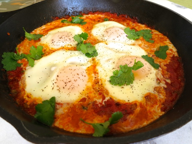 Shakshuka Breakfast | My Lilikoi Kitchen