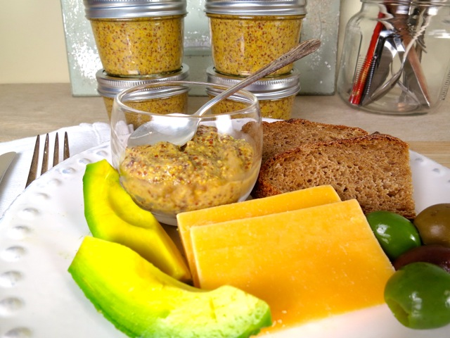 Whole Grain Mustards