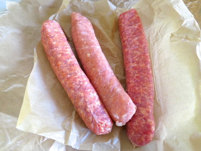 Assorted Italian Sausage