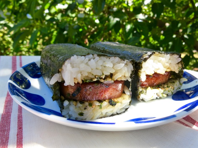 Spam Musubi My Lilikoi Kitchenmy Lilikoi Kitchen