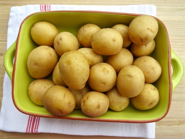 Mini Gold Potatoes