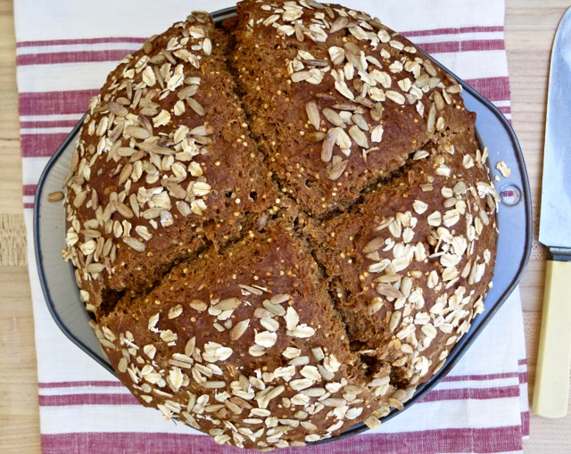 soda bread - 1