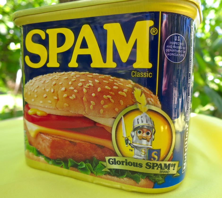 Glorious SPAM!