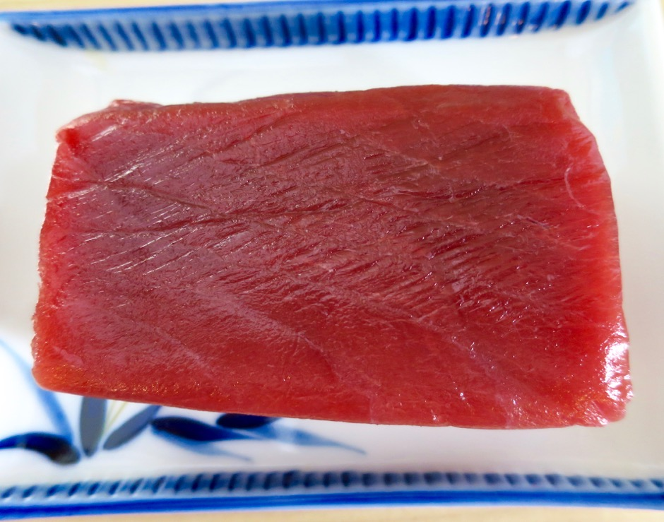 Sashimi Grade Ahi (yellowfin tuna)