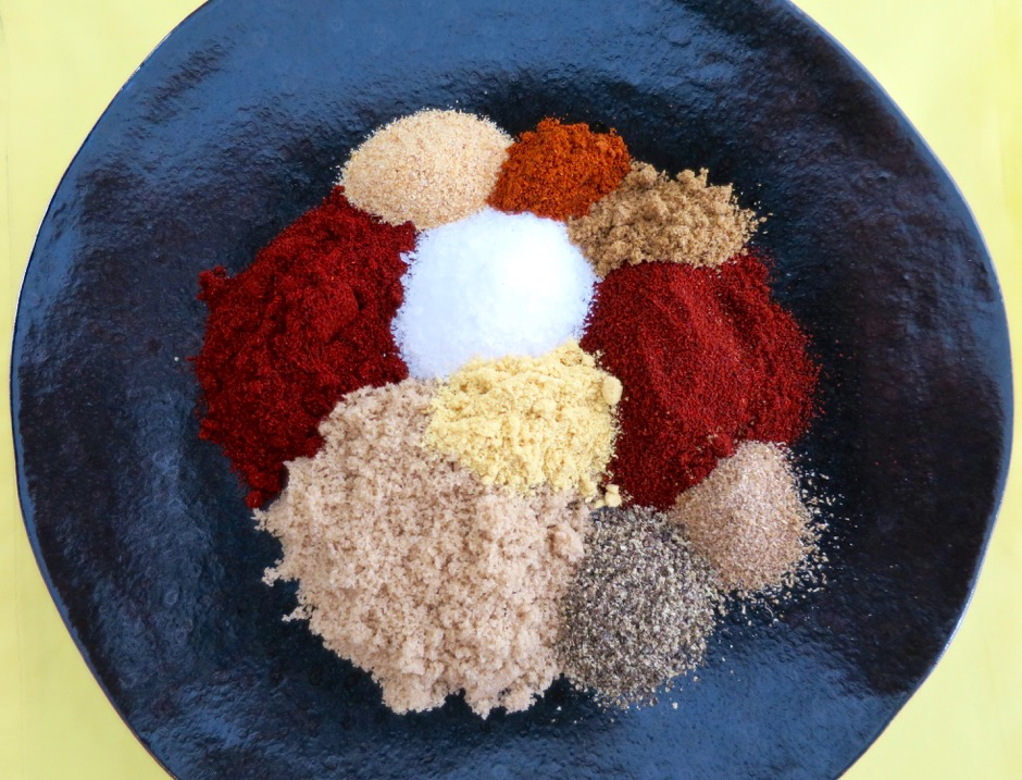 Dry Rub Spices