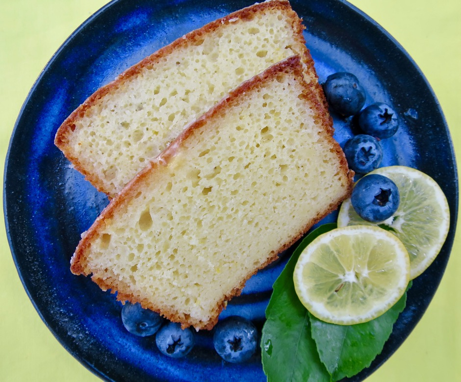 Ina's Lemon Yogurt Cake